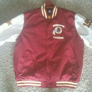 Redskins Varsity Jacket